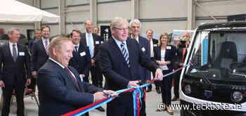 Der Mosolf-Autoterminal startet in Wilhelmshaven - Kirchheimer Umland - Teckbote Online