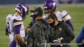Mike Zimmer: I'll go for it again on fourth down the next time