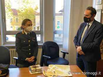 Grugliasco, il nuovo commissario capo della polizia di Rivoli Castaldo incontra il sindaco Montà e la sua giunta - TorinOggi.it