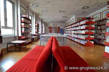 Grugliasco, riaperte le sale di lettura della biblioteca civica Neruda: 12 postazioni su prenotazione - Grugliasco24.it