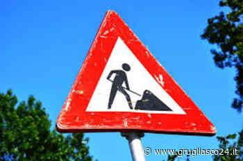 Grugliasco, lavori in corso: cambia il senso di marcia di via Macedonia - Grugliasco24.it
