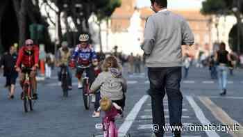 Torna #vialibera: a Roma quindici chilometri di strade solo per pedoni e ciclisti