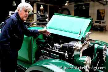 Video: Jay Leno dissects a 1922 Wills Sainte Claire at his garage - The ClassicCars.com Journal