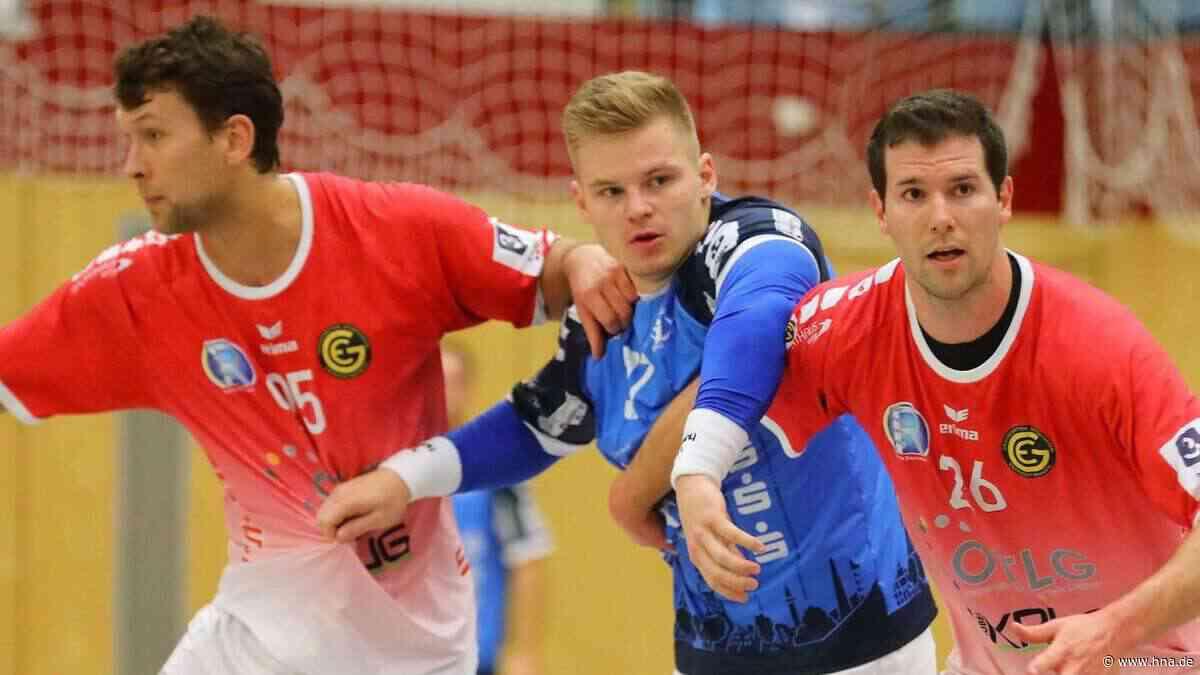 40:27 – Handballer von Eintracht Baunatal stürmen gegen Ahlener SG an die Tabellenspitze - HNA.de