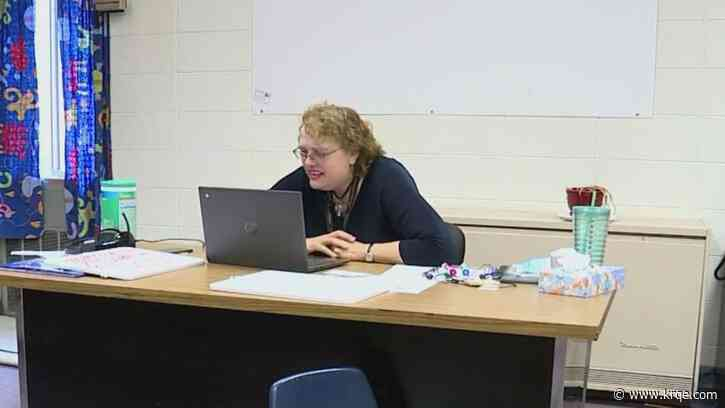 Michigan distance learning teacher saves student's grandmother who was having a stroke