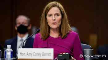 U.S. Supreme Court nominee Amy Coney Barrett to be questioned on record, issues