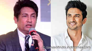 Shekhar Suman on Sushant Singh Rajput case: Let's hope and pray for a miracle to happen
