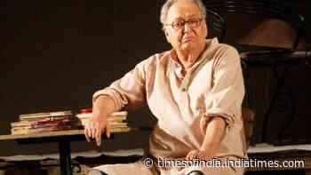 Veteran actor Soumitra Chatterjee's condition deteriorates, put on ventilator