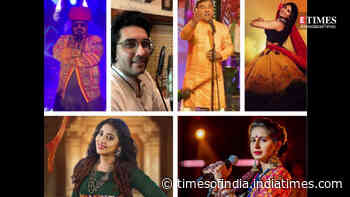 From Sanedo song on Corona to other musical experiments, virtual garba gigs to rule this Navratri