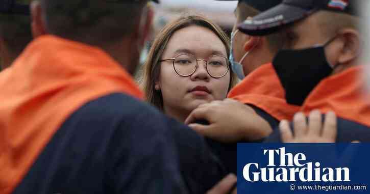 'Nation is the people': the student taking on Thailand's monarchy