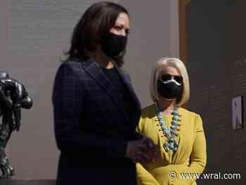 VP candidate Kamala Harris plans Asheville, Charlotte visits on Thursday