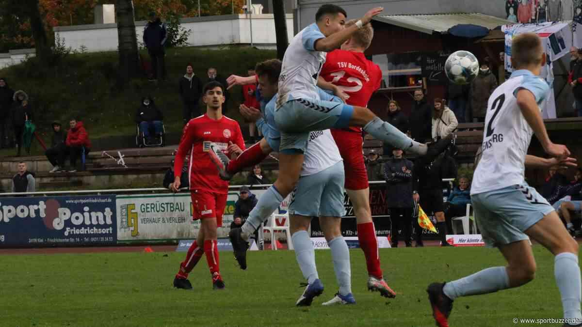 TSV Bordesholm ist Spitzenreiter dank TSV Altenholz - Sportbuzzer