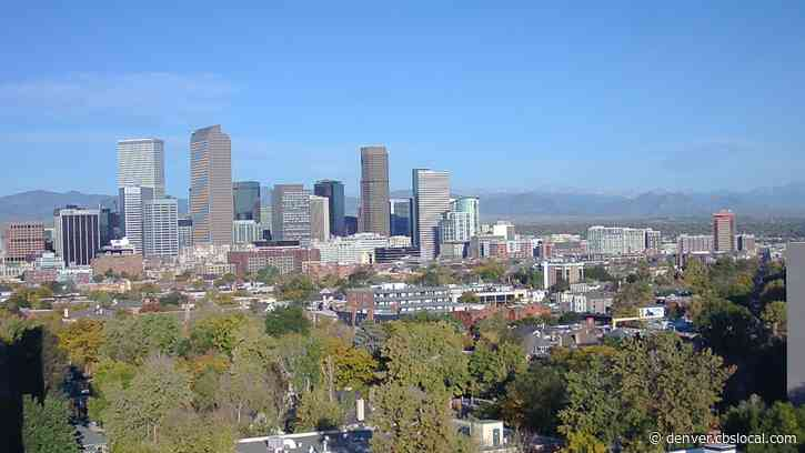 Denver Weather: No Moisture In Sight! Warm And Windy Again Today