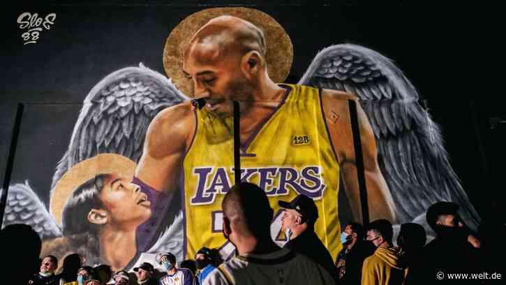 Basketball, NBA: Die Lakers erweisen Kobe Bryant die letzte Ehre - WELT