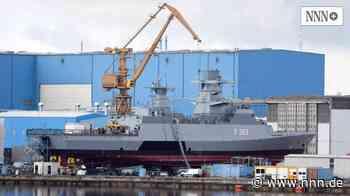 Peene-Werft Wolgast: Neue Korvetten für die Deutsche Marine aus MV | svz.de - nnn.de