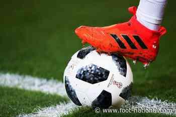 U19 D : les Talents Foot-National de la 9e journée
