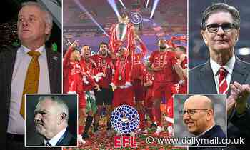 EFL clubs are SPLIT over support for Project Big Picture following meetings of all 72 sides