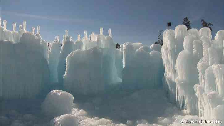 Dillon Ice Castles Approved For Return This Winter