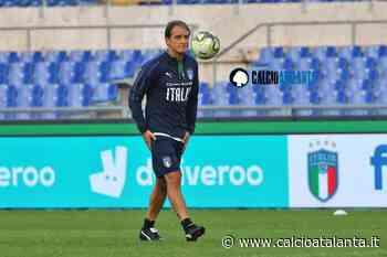Italia-Olanda, la Nazionale di Mancini è arrivata a Grassobbio (VIDEO) - Calcio Atalanta