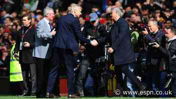 Wenger's autobiography: No Mourinho mention in 'My Life in Red and White'