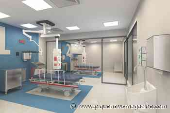 VIDEO: Whistler Health Care Centre trauma room upgrade receives major boost - Pique Newsmagazine