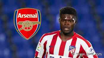 Partey targets title with Arsenal and declares 'I'm ready' to face Man City