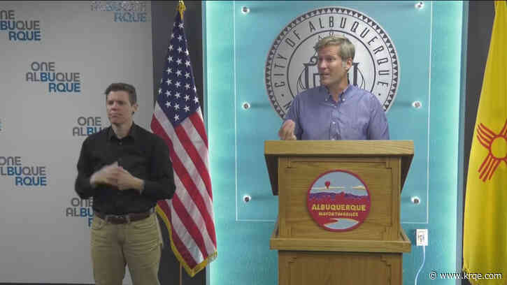 WATCH LIVE: Mayor Keller to provide update on city's response to COVID-19