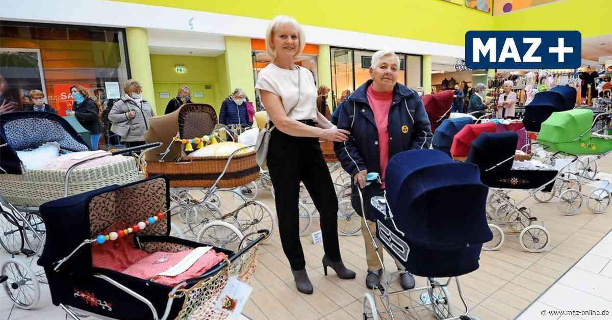 Zekiwa im A10 Center: Kinderwagensausstellung in Wildau voller Erfolg - Märkische Allgemeine Zeitung