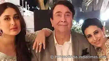 Karisma Kapoor was better at studies than Kareena Kapoor Khan, reveals father Randhir Kapoor