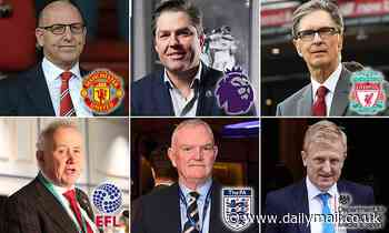 Meet the six key players in Project Big Picture: From Henry and Glazer to FA chief who can stop it