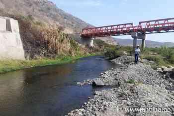 Lambayeque: ANA evalúa los recursos hídricos superficiales del río Zaña - Agencia Andina