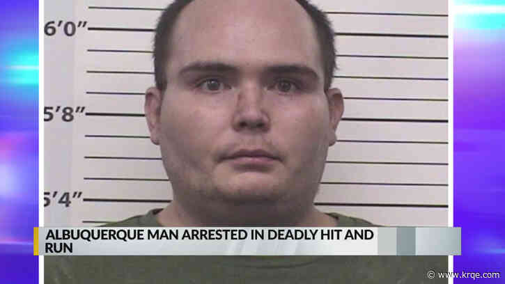 Albuquerque man charged with vehicular homicide
