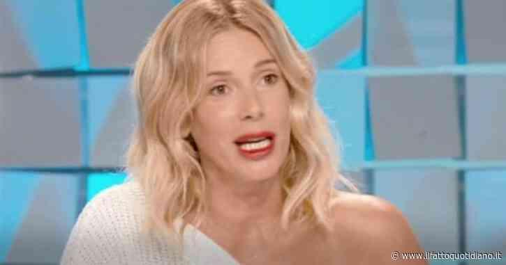 """""""Alessia Marcuzzi positiva al coronavirus: stasera non sarà in onda con Le Iene"""""""