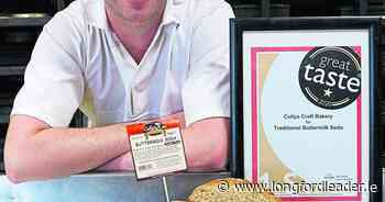 Arva bakery cooks up a storm at Great Taste Awards - Longford Leader