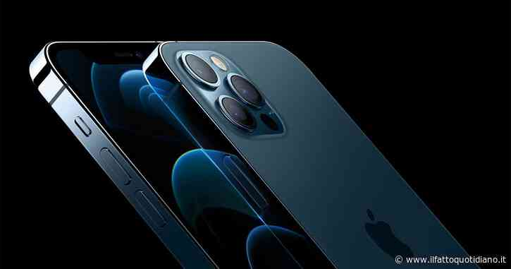 Apple lancia gli iPhone12, la nuova famiglia di smartphone della mela arriva con il 5G ed iOS14 da fine ottobre