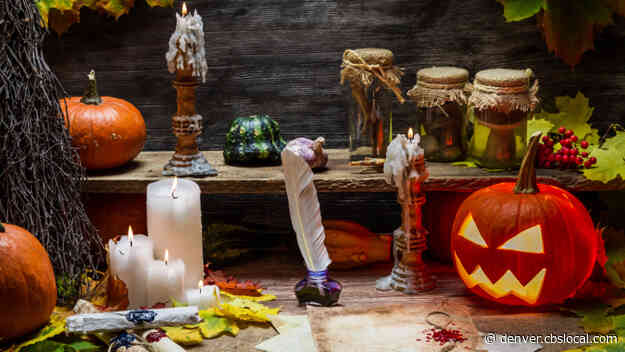 Secure Halloween Decor, Long Period Of Windy Weather Ahead For Colorado