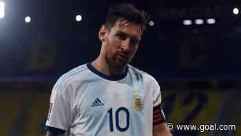 LIVE: Bolivia vs Argentina