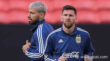 Aguero: Messi and I are like an old married couple!