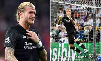 Karius insists he has moved on from blunders which cost Liverpool the 2018 Champions League final