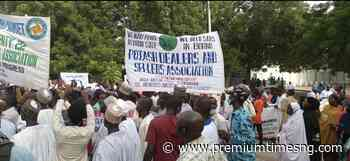 SARS helping us in Borno -- Protesters - Premium Times