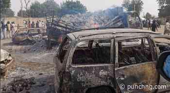 Boko Haram kills 14 farmers in Borno - The Punch