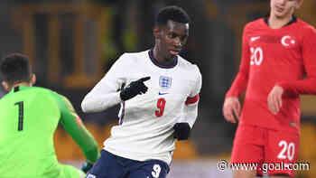 Arsenal star Nketiah breaks all-time England U21 scoring record