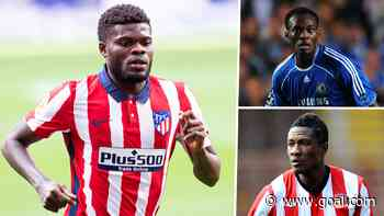 Picking a Dream Team of Ghanaians to play in the Premier League
