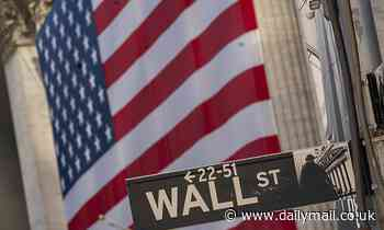 Wall Street snaps a four-day winning streak