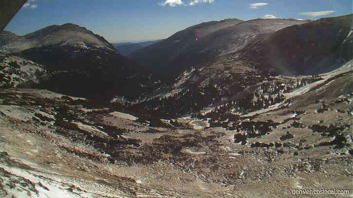 Trail Ridge Road Reopens In Rocky Mountain National Park After Snow, Wind Kept It Closed