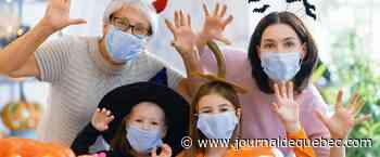 La soirée de l'Halloween peut avoir lieu, estime la santé publique du Canada