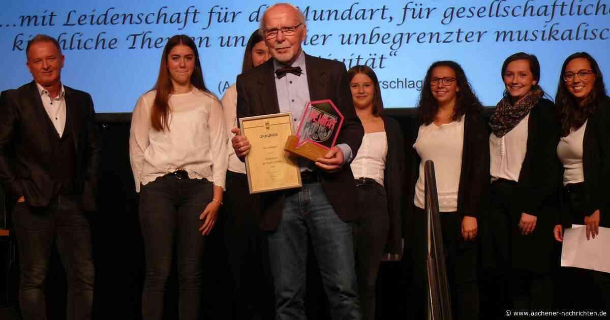 Heimatpreis-Verleihung in Erkelenz: Engagement für die Gemeinschaft gewürdigt - Aachener Nachrichten