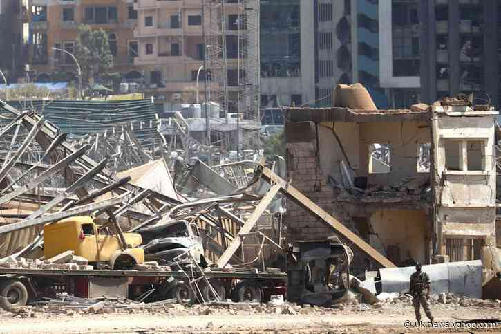 FBI says it has reached no conclusion on cause of Beirut blast