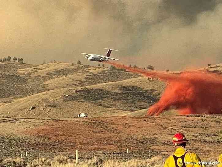 Mullen Fire Claims Dozens Of Buildings, Evacuations Remain