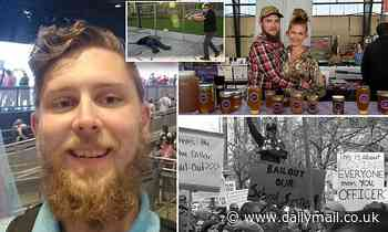 Security guard Matthew Dolloff who shot Patriot Muster protester had attended Occupy Denver rallies
